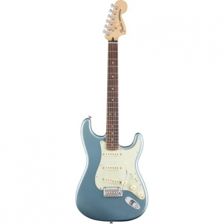 Guitarra Eléctrica Fender GUITARRA DLX ROADHOUSE STRAT RW MIB  0147300362 - Envío Gratuito