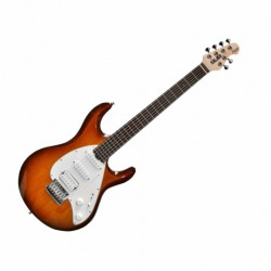 Guitarra Eléctrica STERLING GUITARRA ELEC. S.U.B. SOMB. MOD. SILO3TBS  8202912 - Envío Gratuito