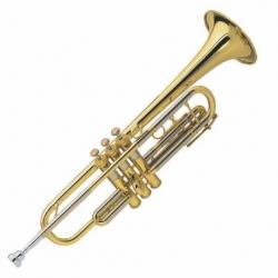 Trompeta BLESSING TROMPETA SIB BLESSING LAQ.C/ESTUCHE(6416L) MOD. 6418L  4002165 - Envío Gratuito