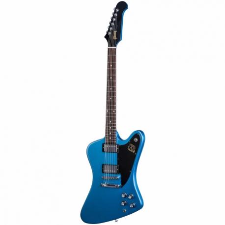 Guitarra Eléctrica GIBSON Firebird Studio T 2017 Pelham Blue  DSFS17PBCH1 - Envío Gratuito