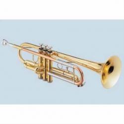 Trompeta JUPITER TROMPETA SIB JUPITER LAQ. C/ESTUCHE(JTR410L) MOD. JTR-408L  4002328 - Envío Gratuito