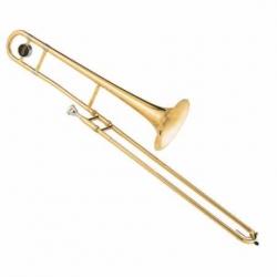 Trompeta JUPITER TROMBON VARA TENOR SIB JUPITER PLAT.C/EST MOD. JSL-232S  4002352 - Envío Gratuito