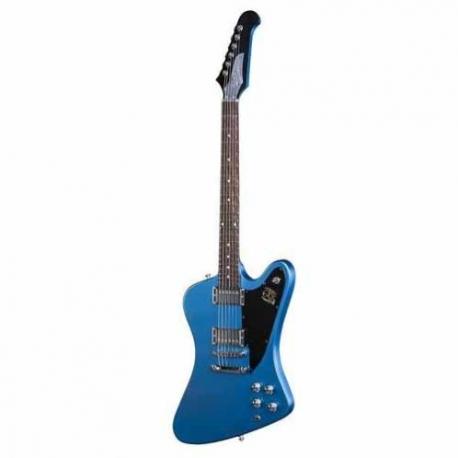 Guitarra Eléctrica GIBSON Firebird Studio HP 2017 Pelham Blue  HDSFS17PBCH1 - Envío Gratuito