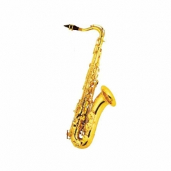 Saxofon BLESSING SAX TENOR SIB BLESSING LAQ. C/ESTUCHE MOD. 6435L  4100500 - Envío Gratuito