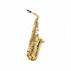 Saxofon JUPITER SAX ALTO MIB JUPITER LAQ. C/ESTUCHE MOD. JAS-767GL-III  4100837 - Envío Gratuito