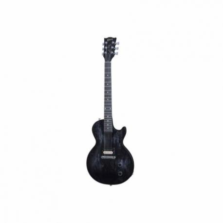Guitarra Eléctrica GIBSON Les Paul CM 2016 HP Satin Ebony  HLPCM16SESN1 - Envío Gratuito
