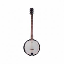Banjo CARAYA BANJO CAOBA 6CDAS.18 TEMPLADORES MOD. BJ-003  7230059 - Envío Gratuito