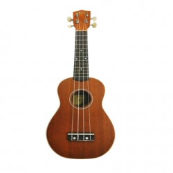 Ukulel CAMPERO Modelo 21 Top and Side  C-UK-21-TS - Envío Gratuito