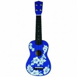 Ukulel CAMPERO Ukulele 59 cm. Azul  C-UK-59-BD - Envío Gratuito