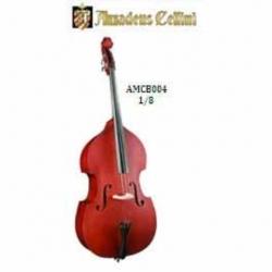 Contrabajo AMADEUS CONTRABAJO PROFESIONAL 1/8 CELLINI  AMCB004 - Envío Gratuito