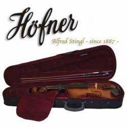 Violin HOEFNER VIOLIN 4/4 ALFRED S C/ARCO/ESTUCHE MOD. AS-045-V4/4 7301487 - Envío Gratuito