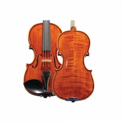 Violin HOEFNER VIOLIN 4/4 ALFRED S C/ACC/ EST MOD. AS-160-V4/4  7301491 - Envío Gratuito