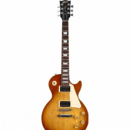 Guitarra Eléctrica GIBSON LP 50s Tribute 2016 HP Satin Honeyburst Dark Back  HLPST5HTHDCH3 - Envío Gratuito