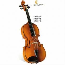 """Viola CREMONA VIOLA ARTISTICA PROFESIONAL 16"""" PAINTING FLAME  CR021-16 - Envío Gratuito"""