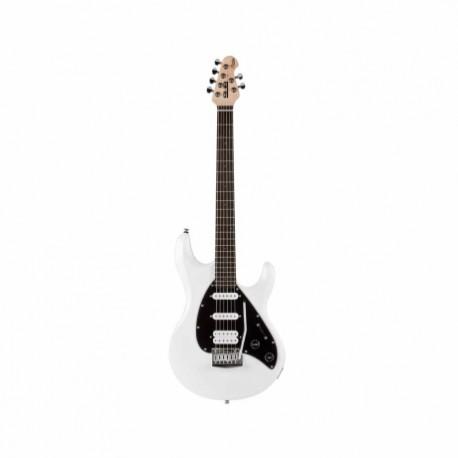 Guitarra Eléctrica STERLING GUITARRA ELEC. S.U.B. BCA. MOD. SILO3WH 8202915 - Envío Gratuito