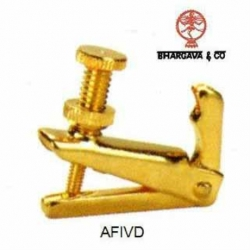 Micro afinador BHARGAVA MICRO AFINADOR P/ VIOLIN 4/4 DORADO BHARGAVA AFIVD - Envío Gratuito
