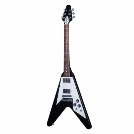 Guitarra Eléctrica GIBSON 2015 Japan Flying V Ebony  DSVJEBCH3 - Envío Gratuito