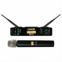 Microfonia LINE6 Sistema inalámbrico de mano c/modelación 10 Mics  GXDV75 - Envío Gratuito