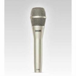 Microfonia Shure KSM9-CG Vocal Condens. Card/Super  KSM9-CG - Envío Gratuito