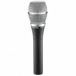 Microfonia Shure SM86-LC Vocal Condens. Cardioide  SM86-LC - Envío Gratuito