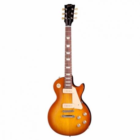 Guitarra Eléctrica GIBSON LP 60s Tribute 2016 T Satin Honeyburst Dark Back Ch Hdwe LPST60THDCH1 - Envío Gratuito