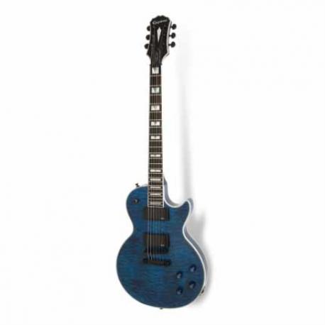 Guitarra Eléctrica EPIPHONE Prophecy Les Paul Custom Plus EX Outfit (EMG 81/85 ENCHMSBH1 - Envío Gratuito