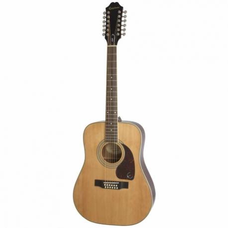 Guitarra Eléctrica EPIPHONE DR-212 NA Ch Hdwe EA2TNACH1 - Envío Gratuito
