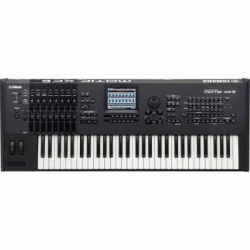 "Sintetizador YAMAHA Sintetizador / workstation ""MOTIF"" de 61 teclas con teclado FSX"