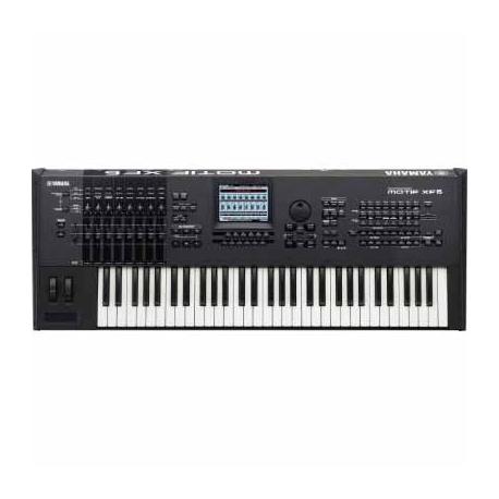 """Sintetizador YAMAHA Sintetizador / workstation """"MOTIF"""" de 61 teclas con teclado FSX - Envío Gratuito"""