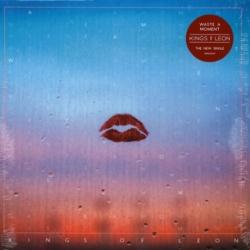 Coleccionista SONY Vinyl Waste A Moment b/w Muchacho / KINGS OF LEON - Envío Gratuito