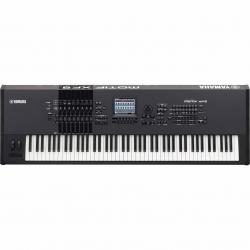 """Sintetizador YAMAHA Sintetizador / workstation """"MOTIF"""" de 88 teclas con teclado BH - Envío Gratuito"""