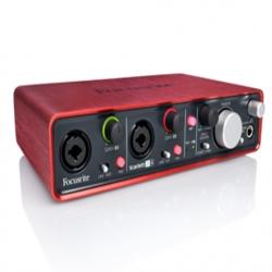 Interfac FOCUSRITE USB SCARLETT 2I4(MOSC MOD. MOSC0014 - Envío Gratuito