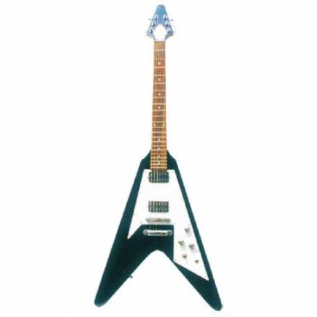 Guitarra Eléctrica LOGAN Guitarra Eléctrica Fly V L-EG-FV - Envío Gratuito