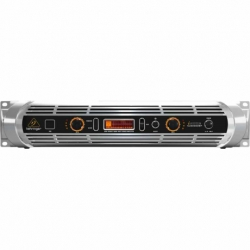 Amplificador PA BEHRINGER AMPLIFICADOR BEHRINGER PODER NU6000 - Envío Gratuito