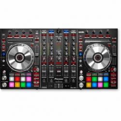 Controlador PIONEER Controlador de 4 Canales,Pads de Color, y Sampler para Serato DJ - Envío Gratuito