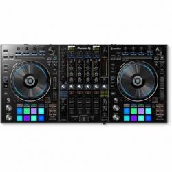 Controlador PIONEER Controlador Profesional de 4 Canales,Pads de Color, Sampler mixer indepeniente para Rekordbox DJ - Envío Gra