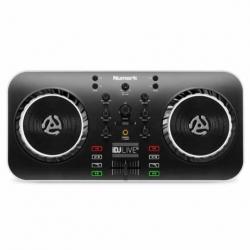 Controlador NUMARK CONTROLADOR DE DJ 2 CANALES PARA IPAD - Envío Gratuito