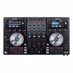 Controlador NUMARK CONTROLADOR 4 CANALES PARA SERATO DJ - Envío Gratuito