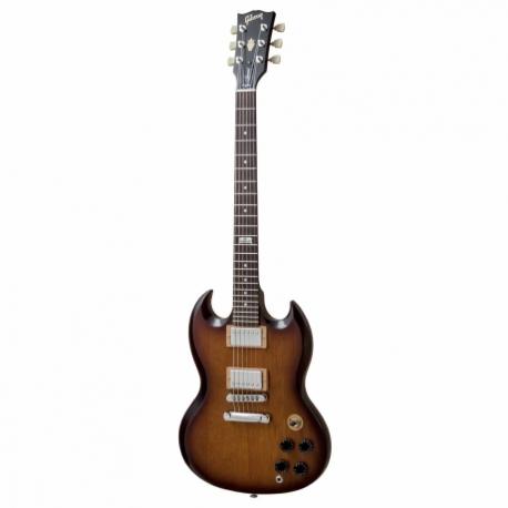 Guitarra Eléctrica GIBSON SG SPECIAL DESER/BURST C/FUN GIBSON  SGSP14D5-CH1 - Envío Gratuito