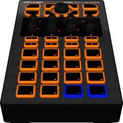 Controlador BEHRINGER MODULO BEHRINGER P/DJ CMD DC-1 - Envío Gratuito