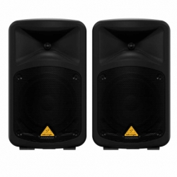 Amplificador PA BEHRINGER SISTEMA BEHRINGER PORTATIL MOD EPS500MP3 - Envío Gratuito