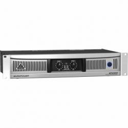 Amplificador PA BEHRINGER AMPLIFICADOR BEHRINGER PODER EPQ1200 - Envío Gratuito