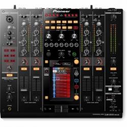 Mezcladora PIONEER Mezcladora Profesional de 4 canales para club, con sampler touch - Envío Gratuito