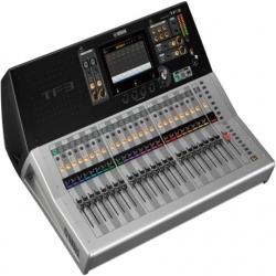 Mezcladora YAMAHA Consola Digital TF3, 24ch grabación, Touch - Envío Gratuito