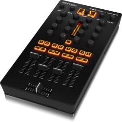 Mezcladora BEHRINGER DJ CONTROLLER MOD. CMD-MM1 4-channel mixer style MIDI - Envío Gratuito