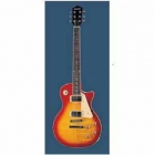 Guitarra Eléctrica CRUZER GUITARRA CRUZER ELECTRICA LS-750  ISCRZLS750CSB