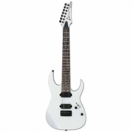 Guitarra Eléctrica IBANEZ GUITARRA ELEC. RG BCA. MET. 7CDAS. MOD. RG7421-WH 8202480 - Envío Gratuito