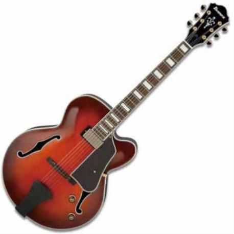 Guitarra Eléctrica IBANEZ GUITARRA ELEC. ARTCORE CAOBA SOMB. MOD. AFJ81-SRD  8213345 - Envío Gratuito