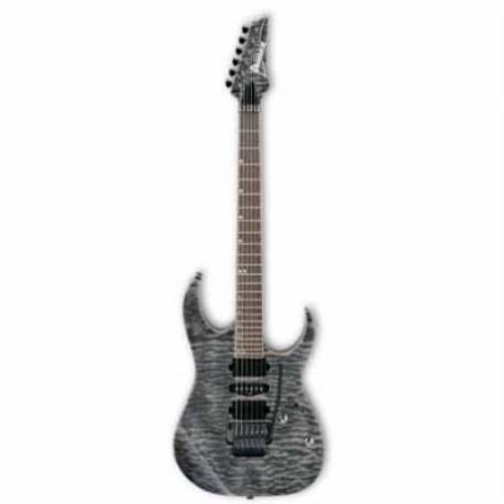 Guitarra Eléctrica IBANEZ GUITARRA ELEC. RG PREMIUM NGA. C/E MOD. RG870QMZ-BI  8213347 - Envío Gratuito