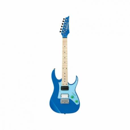 Guitarra Eléctrica IBANEZ GUITARRA ELEC. RG AZUL C/FUNDA MOD. GRGM21MCGB-LTB  8213324 - Envío Gratuito